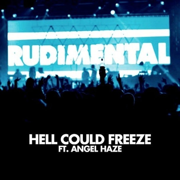 "Rudimental Feat. Angel Haze, ""Hell Could Freeze (Skream Remix)"""