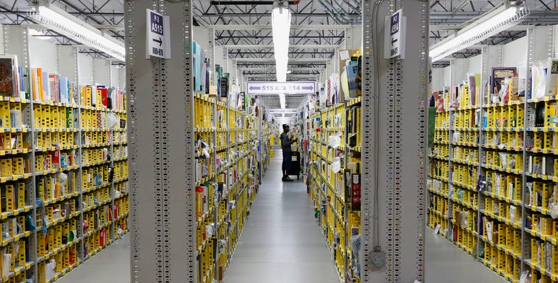 Amazon Could Get a Union