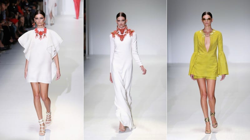 Gucci's Spring 2013 Collection: Bold, Brilliant and Beautiful