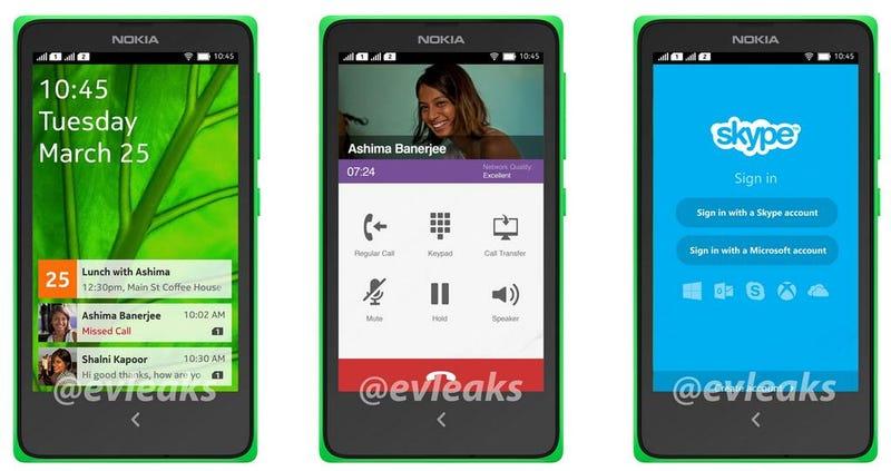 Nokia podría presentar su primer móvil Android este mismo mes