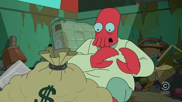 Dr. Zoidberg takes on Wonder Woman, Leonard Nimoy and a zombie Bin Laden in this week's DVD releases!
