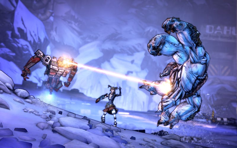 Some Players Say New Borderlands 2 DLC is Erasing Their Badass Stats [UPDATE]