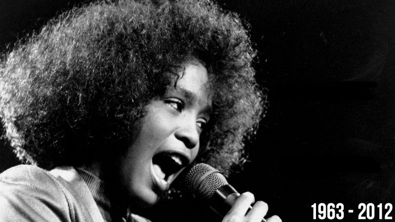 Whitney Houston's Most Famous Moments