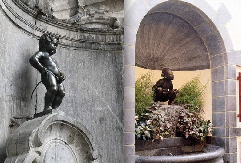 The World's Wackiest Monuments, Chosen By You