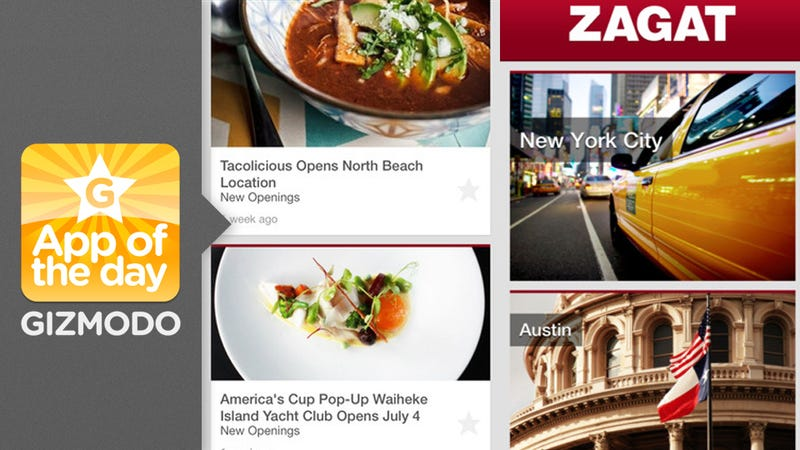 Android Apps of the Week: Zagat, Microsoft Office, and More