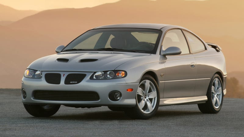Why The Pontiac GTO Is A Future Classic