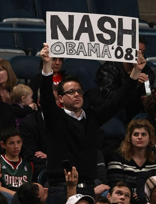 Does Anyone Have The Heart To Tell This Guy That Nash Isn't American?