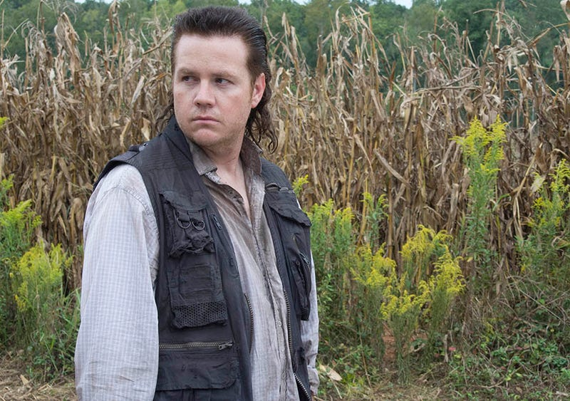 Walking Dead reveals the cure for the zombie-pocalypse may be a mullet