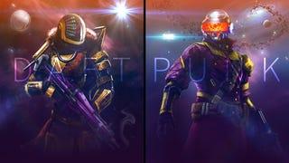 Dream Of A <i>Destiny </i>x Daft Punk Crossover