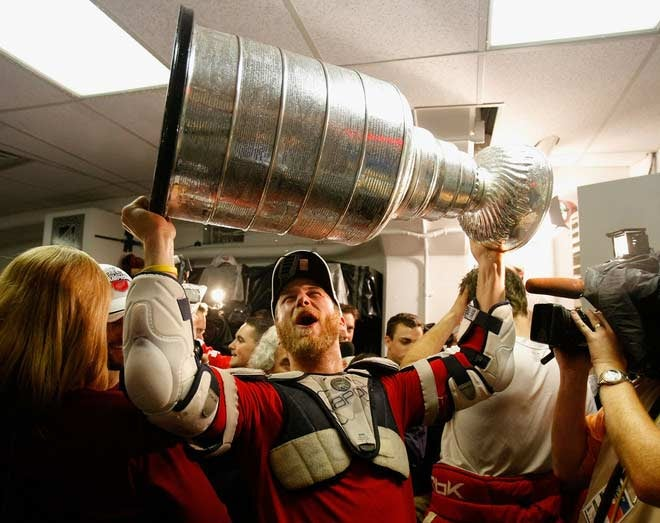 Loving That Stanley Cup