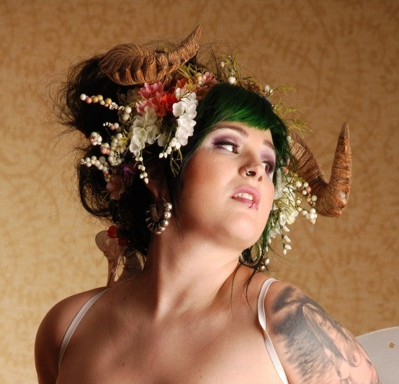 Here Are Some Other Things To Wear On Your Head Besides a Headdress