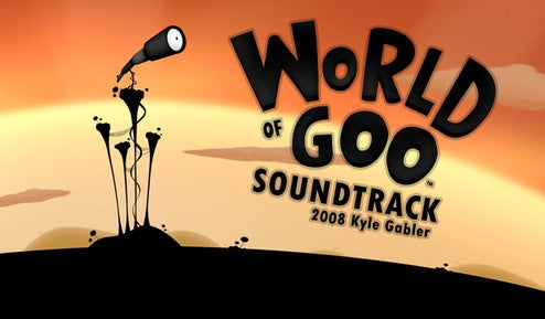 Get Your Free Copy of the World of Goo Soundtrack