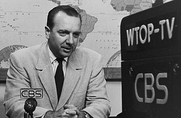 Walter Cronkite, News Anchor And Volvo Racer, Dead At 92
