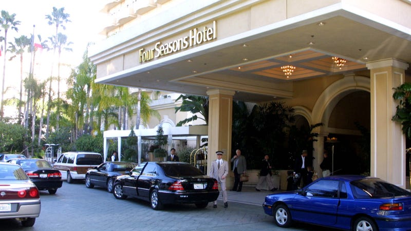Why A Valet Is A Luxury Automaker's Best Resource