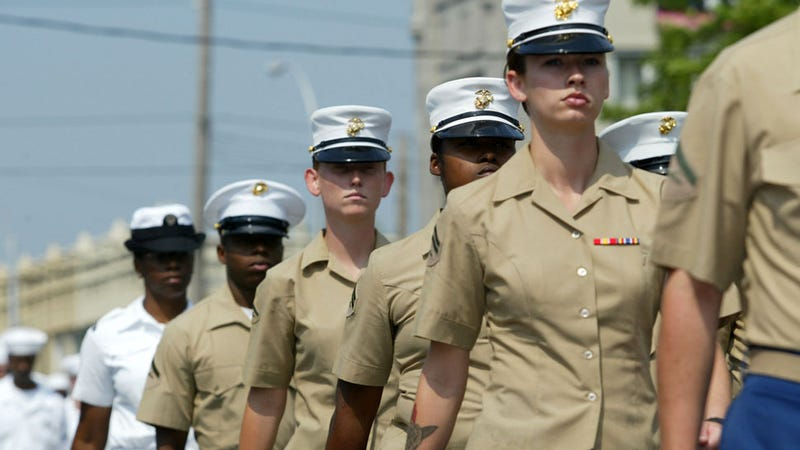 Women May Be Kept Out of Special Ops Due to Hypnotic Vaginal Powers