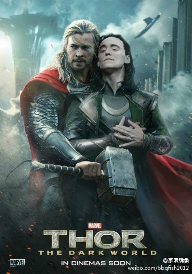 Chinese Cinema Turns Thor 2 into a Steamy Bromance