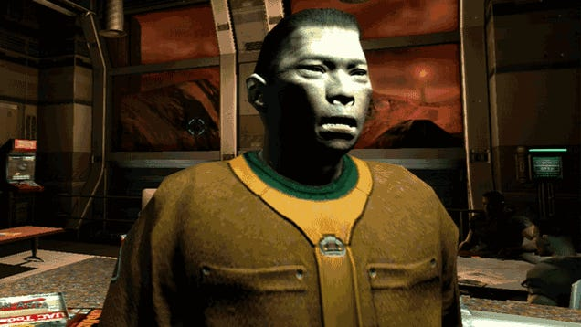 Do Doom 3's Graphics Hold Up?