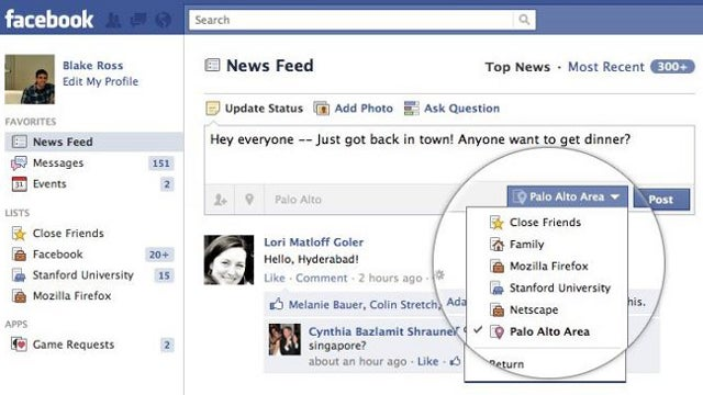"Facebook's New ""Smart Lists"" Keep You From Having to Cultivate Your Own Friend Lists"