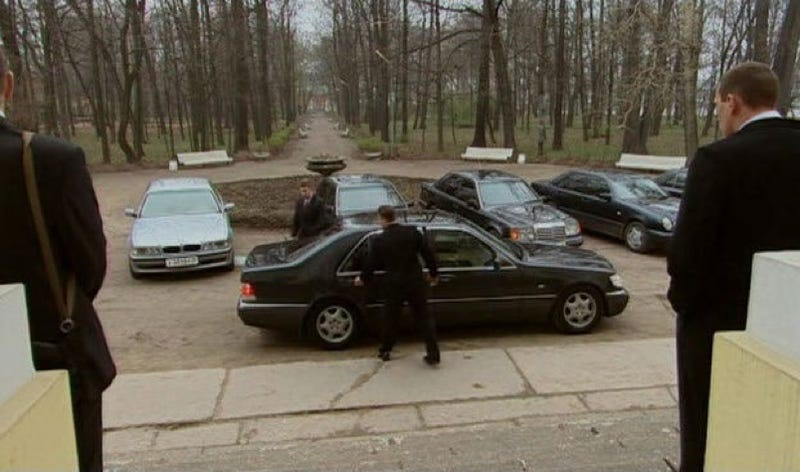Thug Life: A Portrait of Post-Communist Gangster Culture with a Bad-Ass Benz