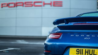 Porsche 911 - Weekly Wallpaper