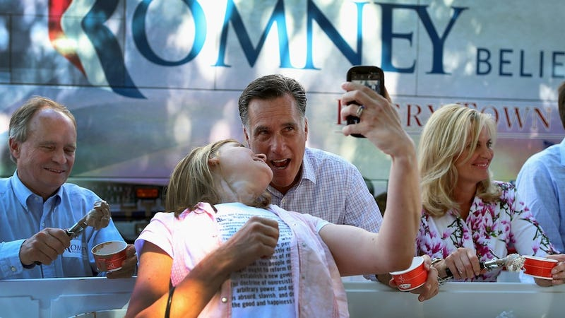 Mitt Romney Has No Hope of Winning the Single Women's Vote