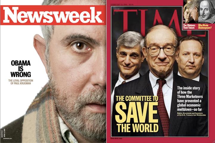 Paul Krugman Will Be Wrong In Ten Years