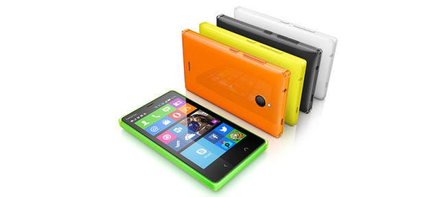 Nokia Says It Really Doesn't Want To Make Smartphones Again