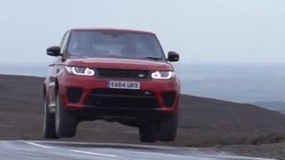 Range Rover Sport SVR on /DRIVE