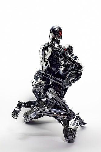 Terminator Sex Positions