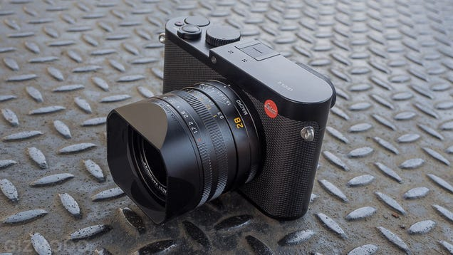 The Leica Q: A Droolworthy Camera That's More Than Just Luxury Design