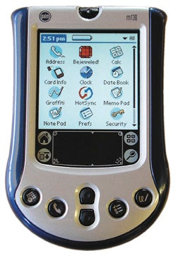 How Palm's OS Tried To Go From PDAs to Smartphones