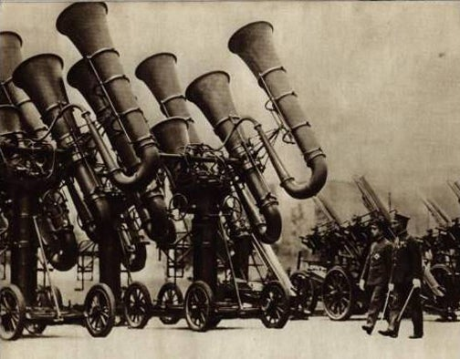 Maybe the Most Stupid-Looking Military Invention of All Time