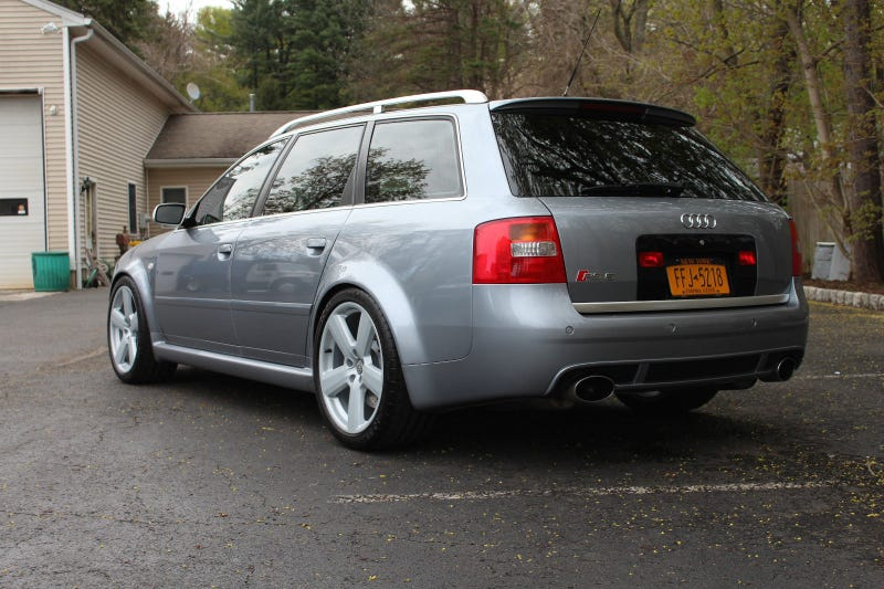 Paul Walker's RS6 Avant for Sale!