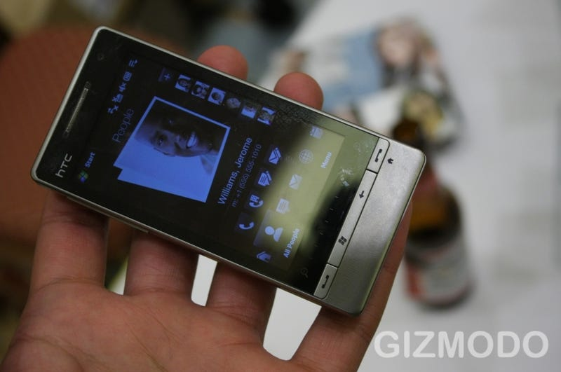 HTC Touch Diamond 2 Hands On: I Might Like the Original Better
