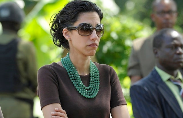 Huma Takes A Break