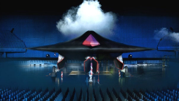 Meet Taranis, The Semi-Autonomous Stealth Unmanned Aircraft