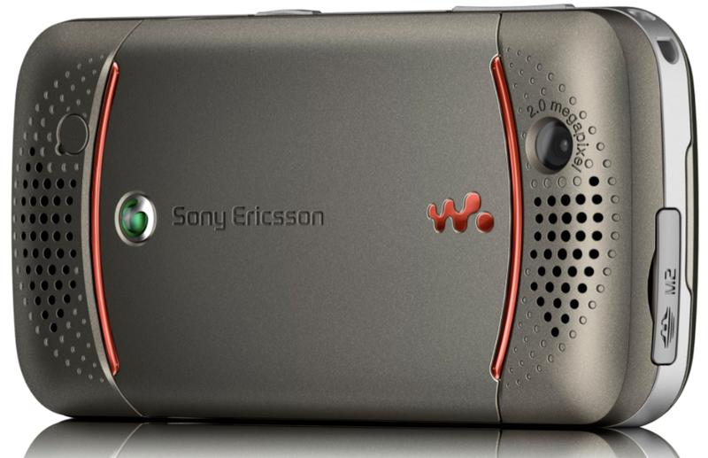 Sony Ericsson W395 Walkman Phone's Speaker is Bass-y