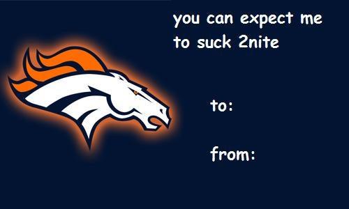 Valentine: Super Bowl Edition