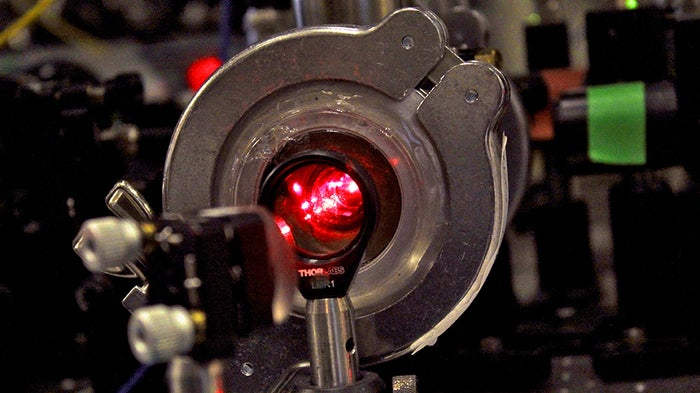 Physicists Use Lasers to Chill the World's Coldest Molecules