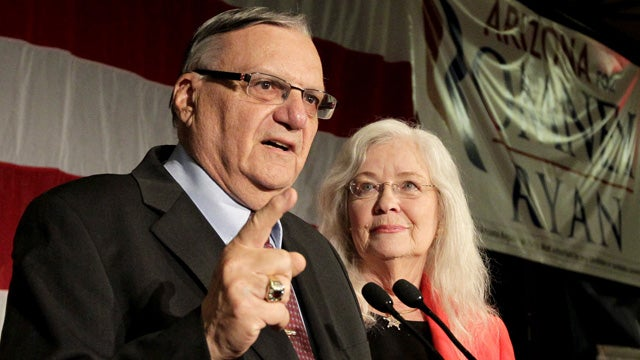 Sheriff Joe Arpaio Wants to 'Get Closer' with Latinos, But He Still Wants Them All Arrested