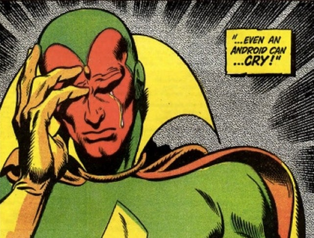 Paul Bettany Explains How The Avengers Will React To Meeting The Vision