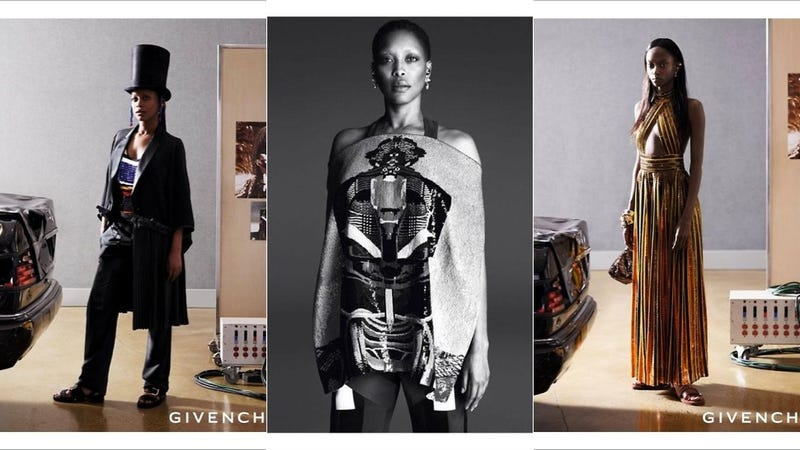 Spring Fashion Ads: Fierce Lupita, Topless Gaga, Rihanna in the Loo