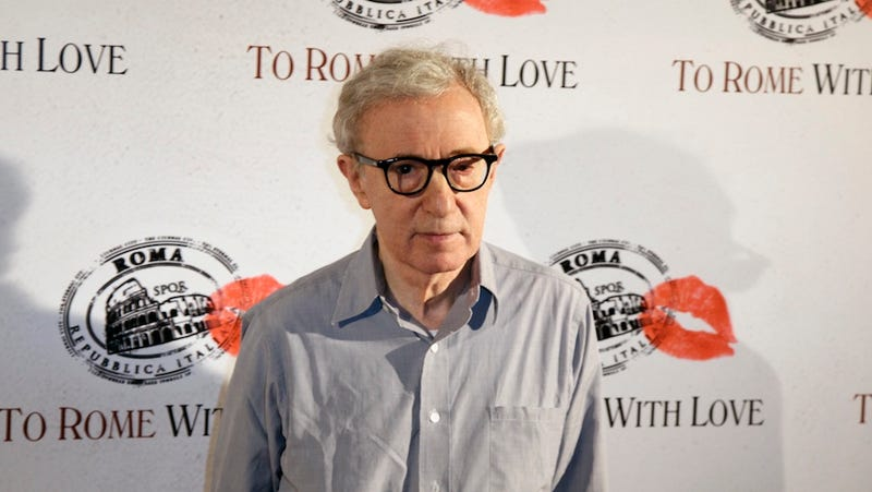 The Internet Digs Up Woody Allen's Creepy Child-Loving Past