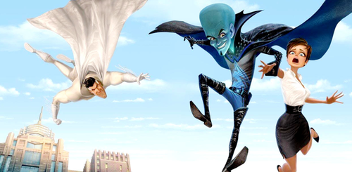 """Megamind answers the question, """"What if Lex Luthor won?"""""""