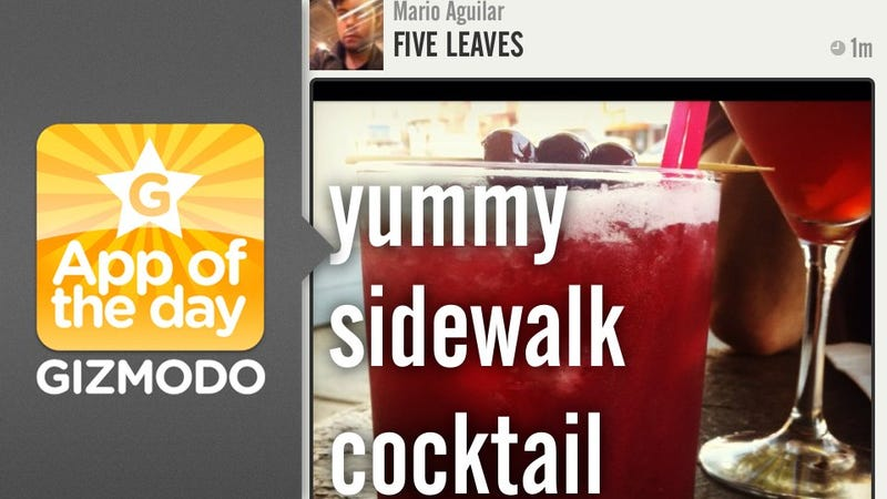 Tiny Review: Fun Food Recommendations Without the Fluff