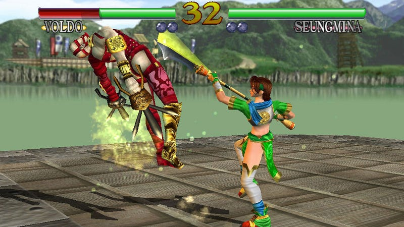 Soulcalibur Battles Its Way to the iPhone