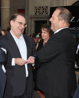 Harvey and Bob Weinstein Want Their Name Back