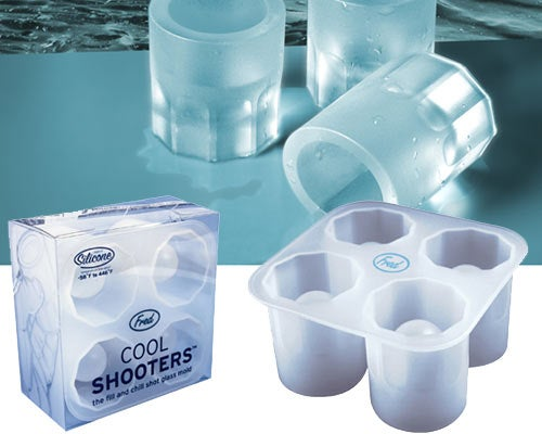 Cool Shooters for Icy Shots