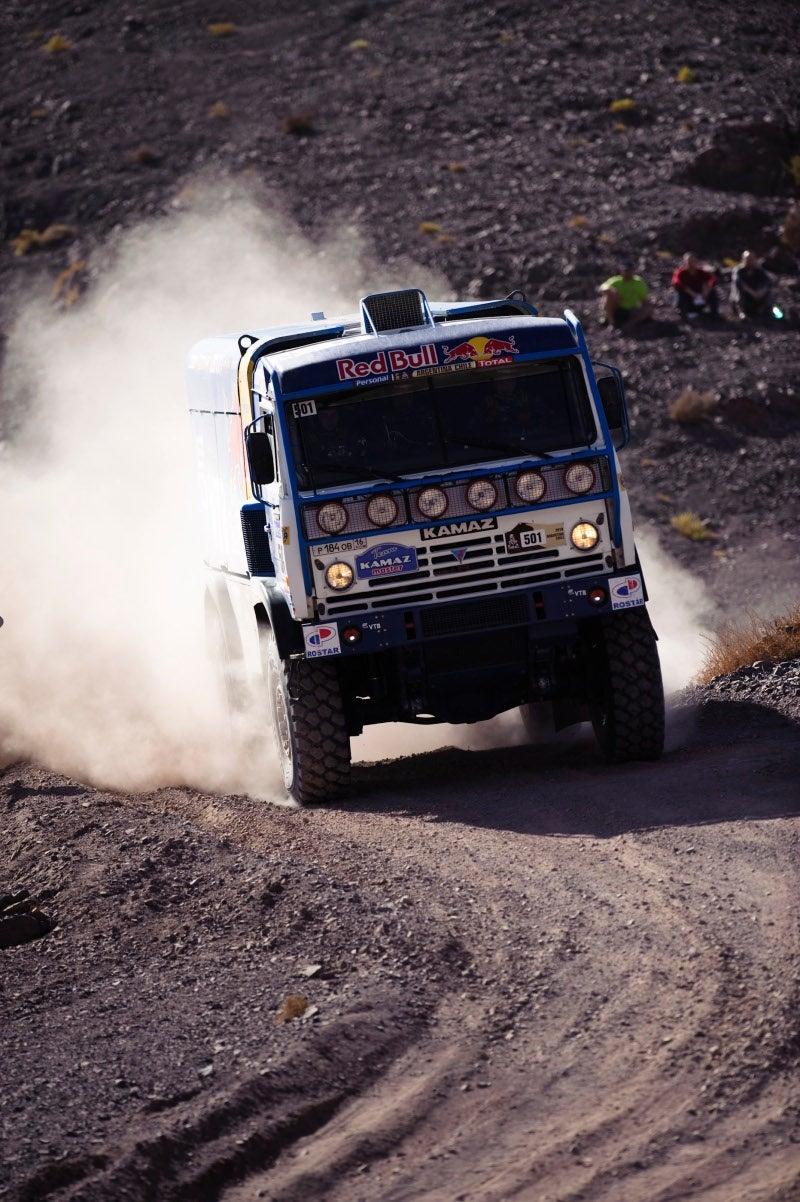 2010 Dakar Stage 6