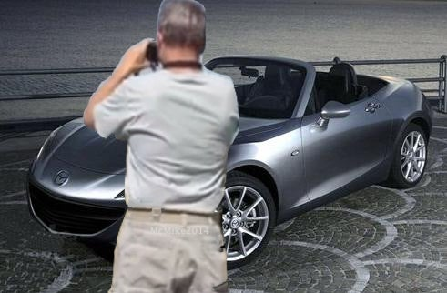 First leaked mx-5 photo's!